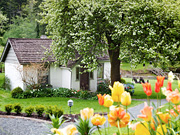 Hastings House Country House Hotel - Post Cottage Exterior with Deluxe Rooms