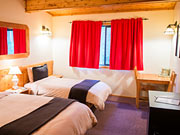 Haida House - Comfortable guest rooms