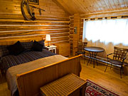 Tweedsmuir Park Lodge - Hillary Cabin Interior