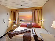 Safari Endeavour - Captain's Cabin with king bed