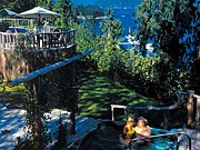 West Coast Wilderness Lodge - Take a dip in serene surroundings