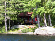 Killarney Lodge - Log cabins in the wilderness of Algonquin Park