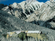 Rimrock Resort - Rimrock during winter