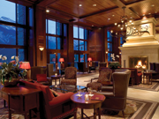Rimrock Resort - Resort interior with an upscale feel
