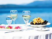 April Point Resort & Spa - Outdoor Dining
