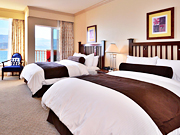 Manteo Resort Hotel & Villas - Deluxe Lakeside Room with Two Queen Beds