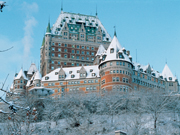 Fairmont Le Chateau Frontenac - Fairmont on hill