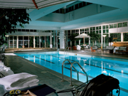The Fairmont Hotel Vancouver - Hotel indoor pool