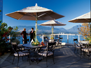 Fairmont Hotel Waterfront - Fairmont Patio