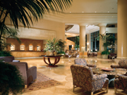 Fairmont Hotel Waterfront - The Hotel Lobby