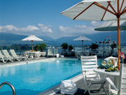 Fairmont Hotel Waterfront - Outdoor Pool