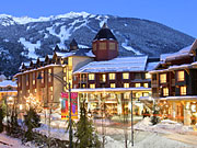 Delta Whistler Village Suites - Exterior