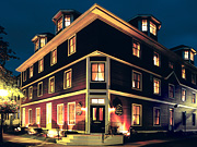 The Great George Hotel - Heritage architecture of the exterior