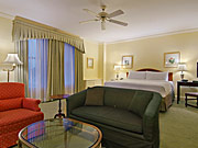 Fairmont Empress Hotel - Deluxe Room