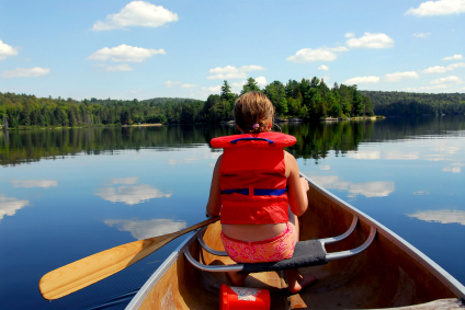 Canadian Canoeing Vacations