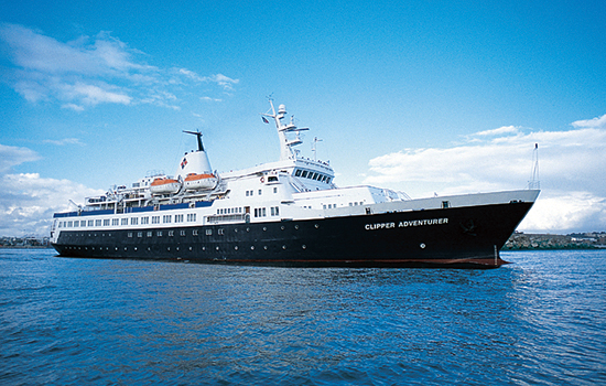 Summer Cruise Vacations in the Canadian Arctic