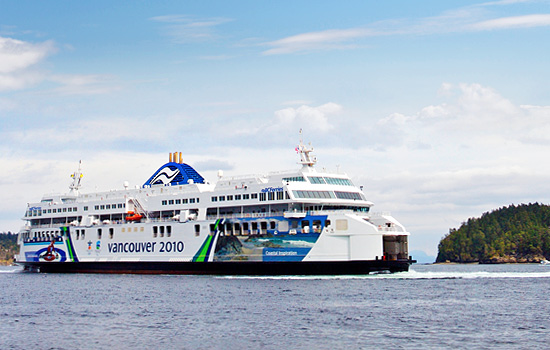 Reserved ferry sailings – less waiting - Reserved ferry sailings – less waiting