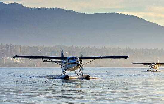 Private floatplane transfers to the Sunshine Coast - Private floatplane transfers to the Sunshine Coast