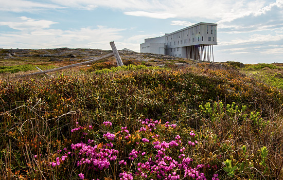 Stay at luxurious Fogo Island Inn - Stay at luxurious Fogo Island Inn