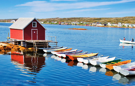 Extend your stay with a visit to Newfoundland