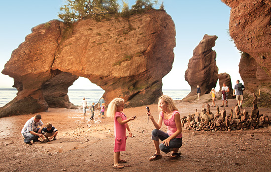 Admission to Hopewell Rocks - Admission to Hopewell Rocks
