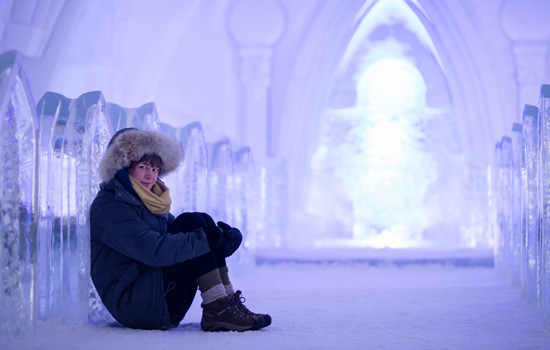 Unforgettable Ice Hotel visit - Unforgettable Ice Hotel visit