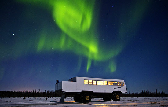 Chance of seeing northern lights - Chance of seeing northern lights