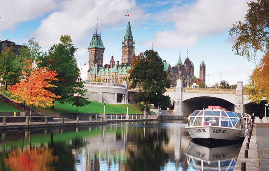 Extend your trip across Canada