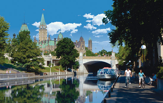 Choice of tours in Ottawa - Choice of tours in Ottawa