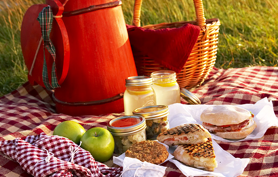 Gourmet picnics on many tour options - Gourmet picnics on many tour options