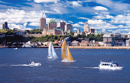 Extend your time in Montreal or Quebec City