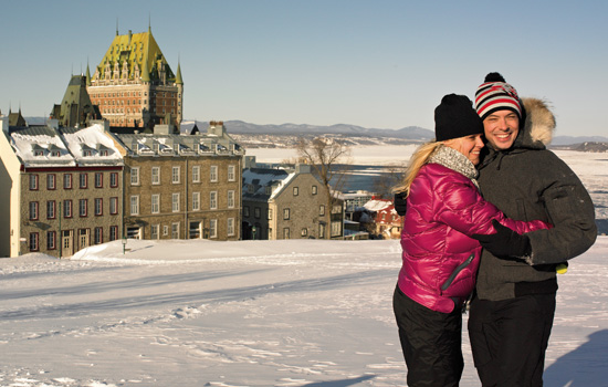 Winter wonderland of Quebec City - Winter wonderland of Quebec City