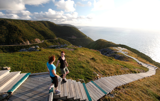 Time to explore the Cabot Trail in Cape Breton - Time to explore the Cabot Trail in Cape Breton