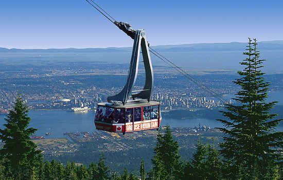 Sightseeing tour in Vancouver - Sightseeing tour in Vancouver