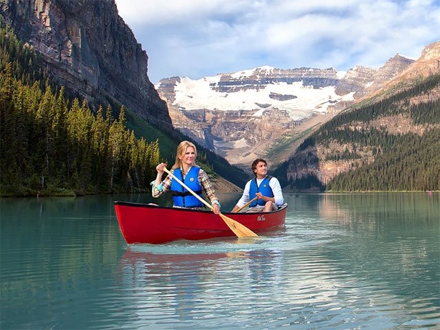 Explore the many outdoor activities available at Fairmont hotels