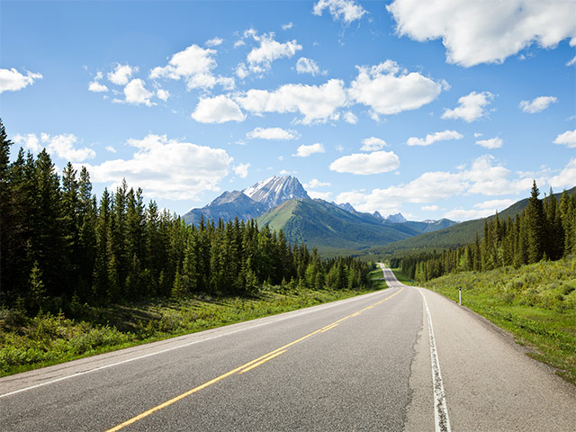 A self drive trip is a perfect way to explore Canada's vast and varied landscape