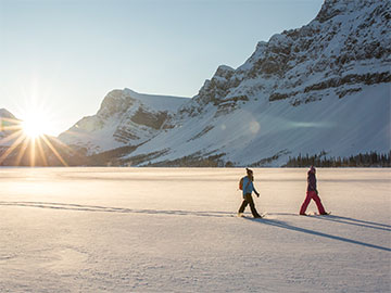 Discover the magic of a Canadian winter with our early bird offer.