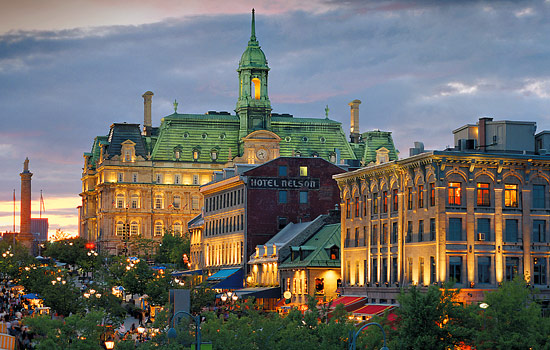 Fairmont Chateau Frontenac, Quebec City
