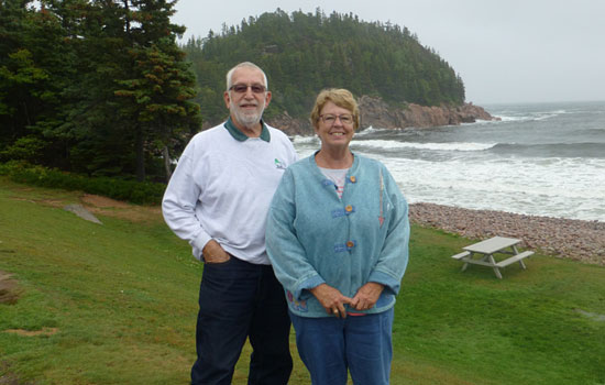 We had a wonderful trip in a lovely part of Canada