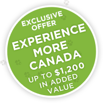Exclusive Offer – Experience More Canada