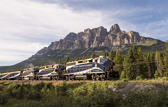 Exploring the Canadian Rockies by Train
