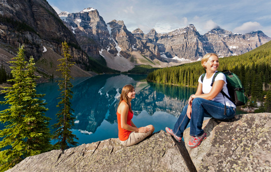 Discover the best of the Canadian Rockies on your Canadian Rocky Mountain vacation.