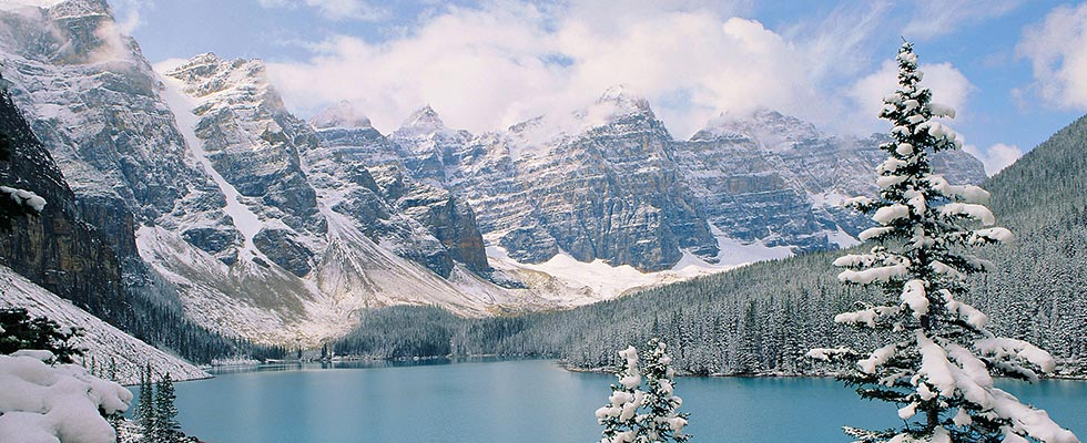 Canadian Rockies Winter Getaway by Train