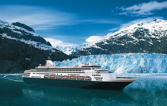 Sail into the wilds of Alaska's Inside Passage on your luxurious cruise.
