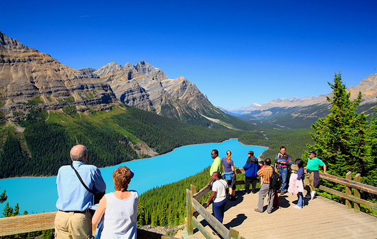Spend two days exploring Banff, Alberta