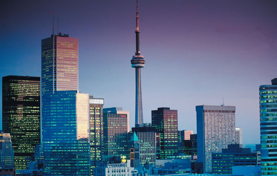 Begin your Canada rail trip exploring metropolitan Toronto