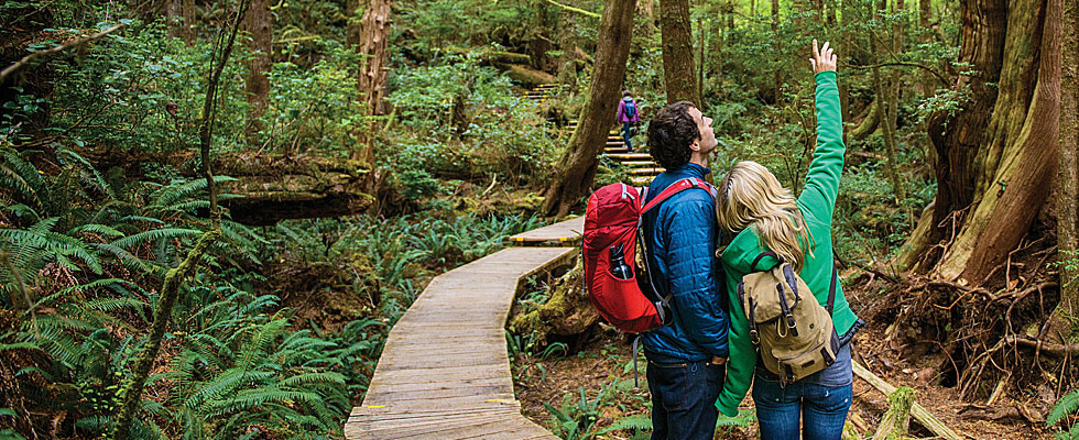 Best of the Rockies and West Coast Family Adventure