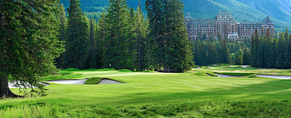 Canadian Rockies Golf and Spa by Rail
