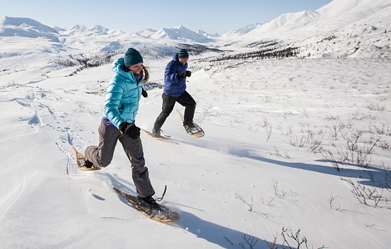Spend your days exploring the Yukon with your choice of activities.