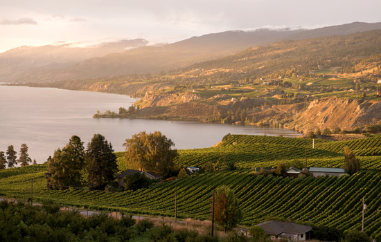 Drive to Osoyoos
